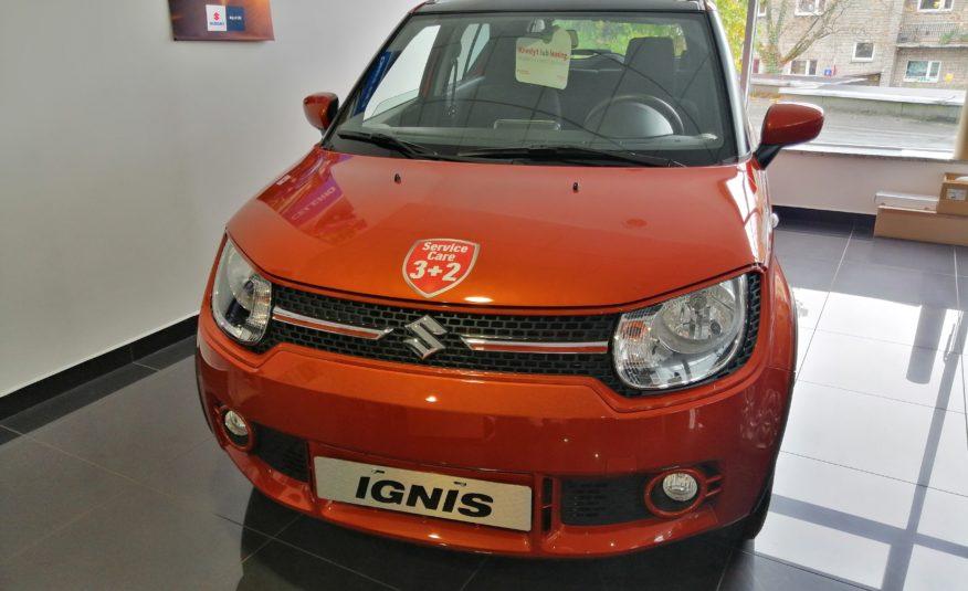 Suzuki Ignis 1.2 2WD Premium