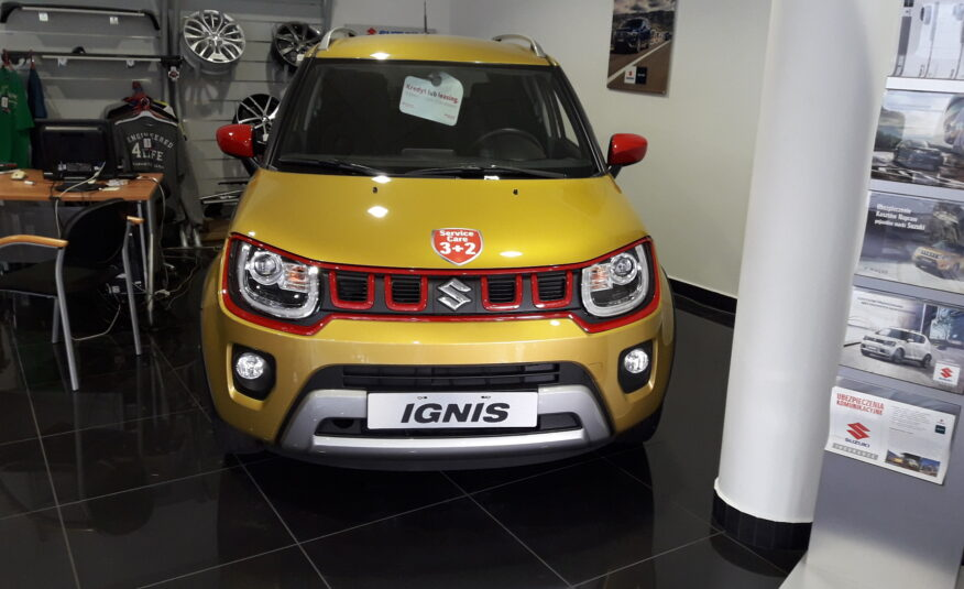 Suzuki Ignis Hybrid 1.2 2WD Premium