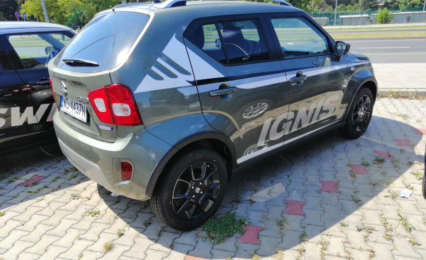 Suzuki Ignis Hybrid 1,2 Premium